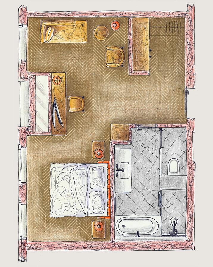 Sophisticated Lifestyle Das James Hotel Flensburg Bel Etage